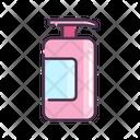 Lotion Beauty Cosmetics Icon