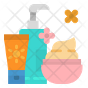 Lotion Cream Cosmetics Icon