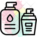 Lotion Cream Cosmetic Icon