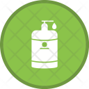 Lotion Bottle Cream Icon