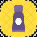 Lotion Shampoo Cosmetics Icon
