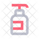 Cosmetics Bottle Icon