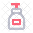 Cosmetics Bottle C Icon