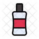 Lotion Oil Bottle Icon