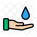 Drop Oil Lotion Icon