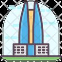Lotte World Tower Tallest Building Korean Landmark Icon