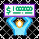 Check Winner Million Icon