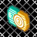 Lotto Kegs Isometric Icon