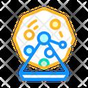 Lotto Machine Balls Icon