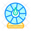 Wheel Fortune Color Icon