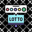 Lotto Tv Tv Game Icon