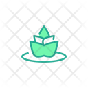 Lotus Flower Alternative Icon