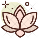 Lotus Relax Peace Icon