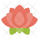 Lotus Flower Year Icon