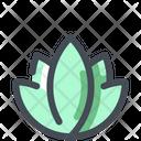 Lotus Flower Alternative Esoteric Icon
