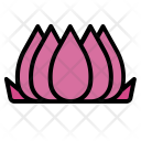 Lotus Flower Smell Icon