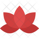 Bud Lily Spring Icon