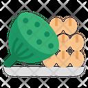 Lotusseed Vegetarian Organic Icon