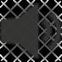 Loud Volume Icon