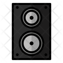 Speaker Music Sound Icon
