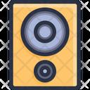 Loudspeaker Speaker Home Theater Icon