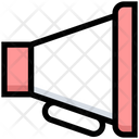 Loudspeaker Megaphone Promotion Icon