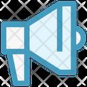 Marketing Loudspeaker Bullhorn Icon