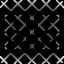 Loudspeaker Entertainment Mini Woofers Icon