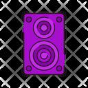 Loudspeaker Speaker Sound Icon
