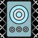 Loudspeaker Announcement Audio Icon