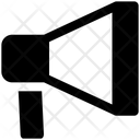 Loudspeaker Announcement Megaphone Icon