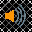 Loudspeaker Volume Sound Icon