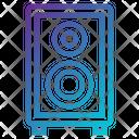 Loudspeakers Icon