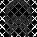 Lounge Chair Armchair Chair Icon
