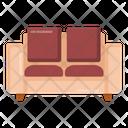 Lounge Sofa Icon