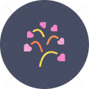 Blossom Tree Heart Icon