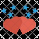 Love Romance Heart Icon