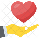 Love Heart Be Icon