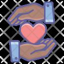Love Respect Finger Icon