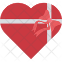 Love Gift Heart Gift Icon