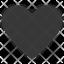 Favorite Favorites Heart Icon