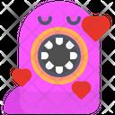 Love Heart Romantic Icon