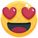 Love Emoji Emotion Icon