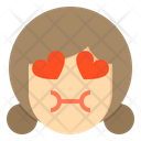Love Tounge Emotion Icon