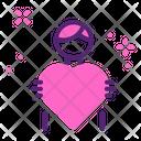 Son Day Heart Icon