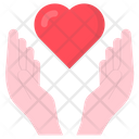 Father Heart Mothers Day Icon