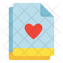 Multiple File Love Icon
