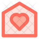 Love House Real Icon