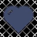 Love Bookmark Favorite Icon
