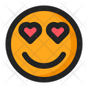 Love Emoji Emoticon Icon